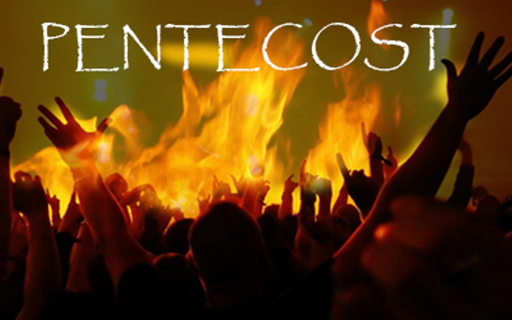 Pentecost Pictures From Bible