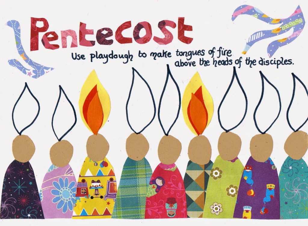 Pentecost Pictures With Quotes