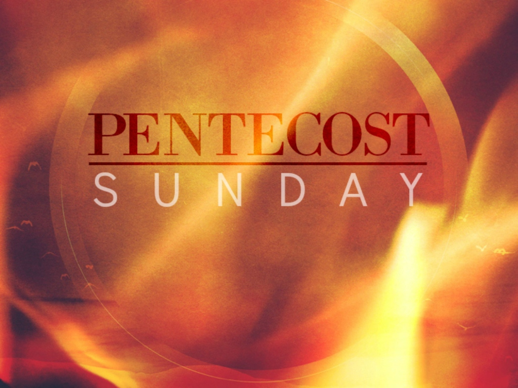 Pentecost Sunday 2018 Images