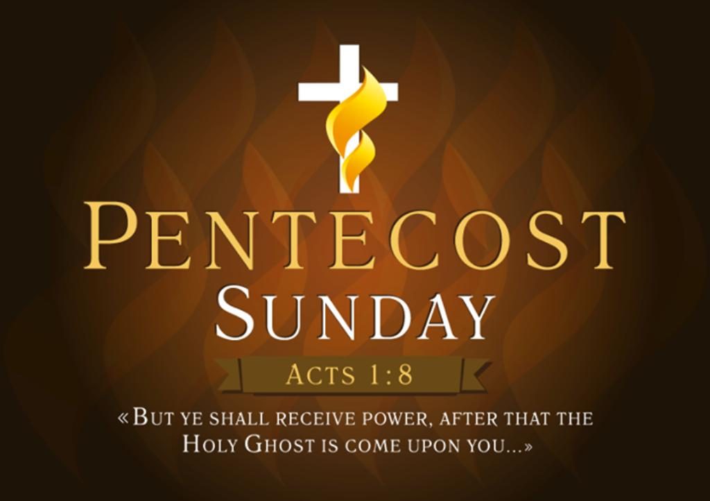 Pentecost Sunday Images With Quotes