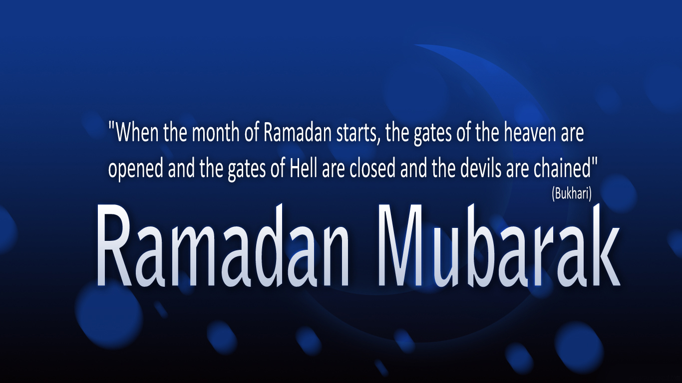 Ramadan 2018 Mubarak Messages