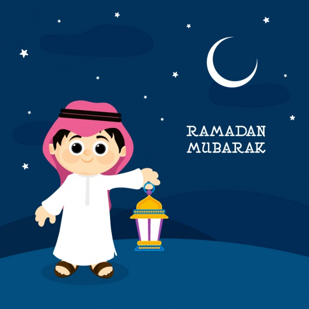 Ramadan Cartoon Photos