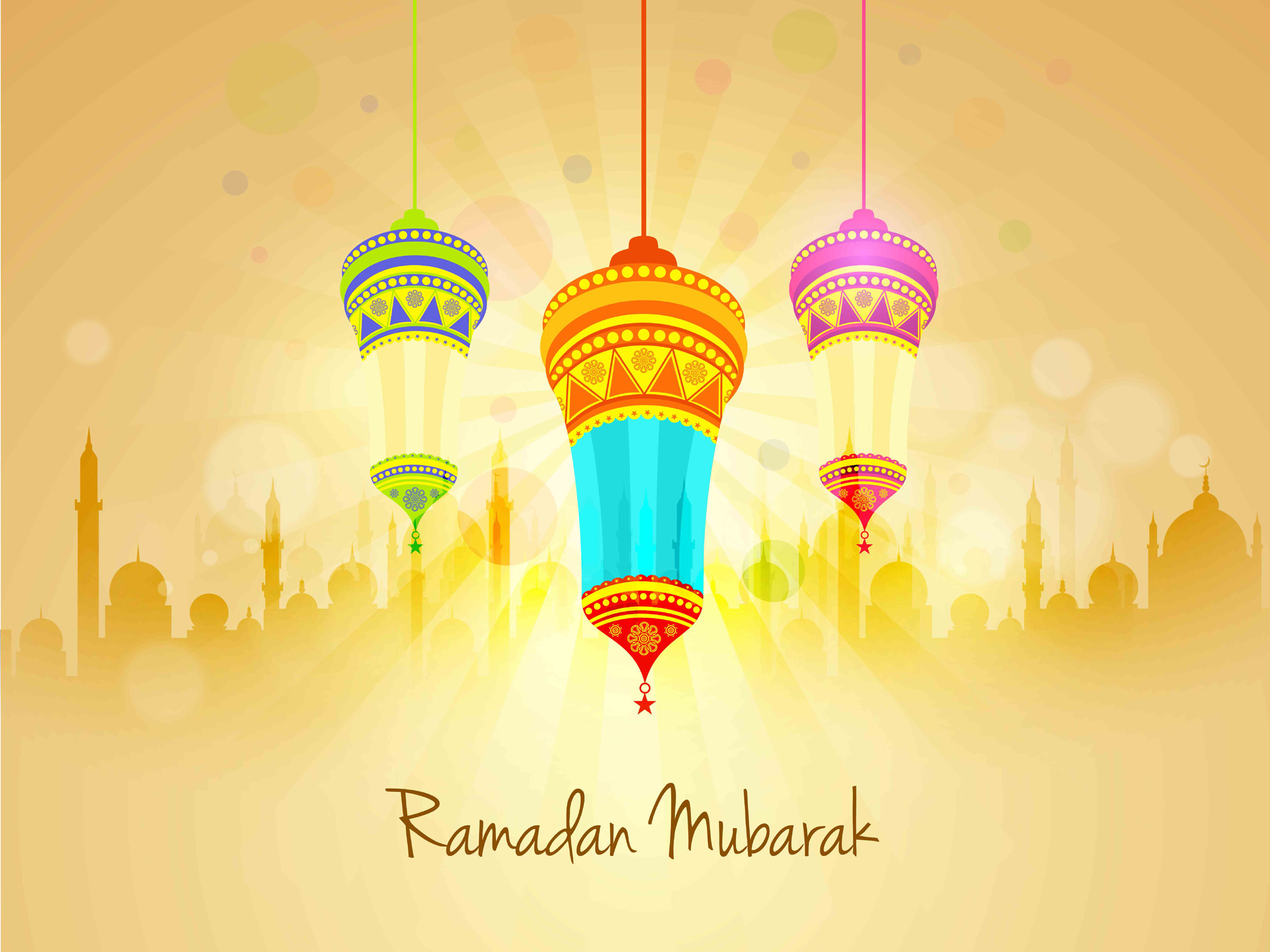 Ramadan HD Wallpaper