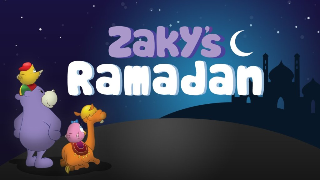 Ramadan Images Cartoon