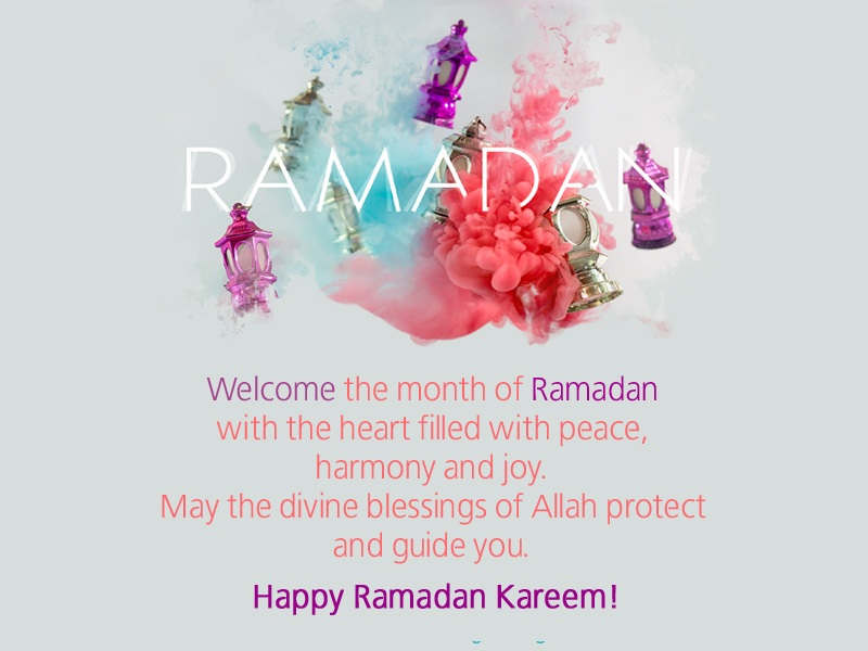 Ramadan Messages 2018