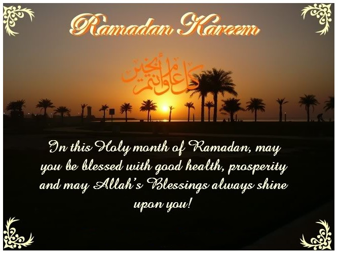 Ramadan Mubarak Wishes Blessings