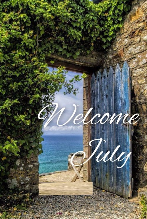 Welcome July Images Ocean