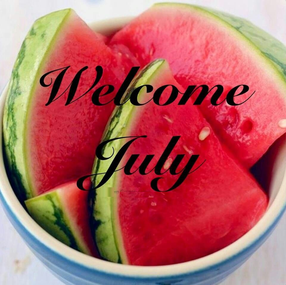 Welcome July Images Summer