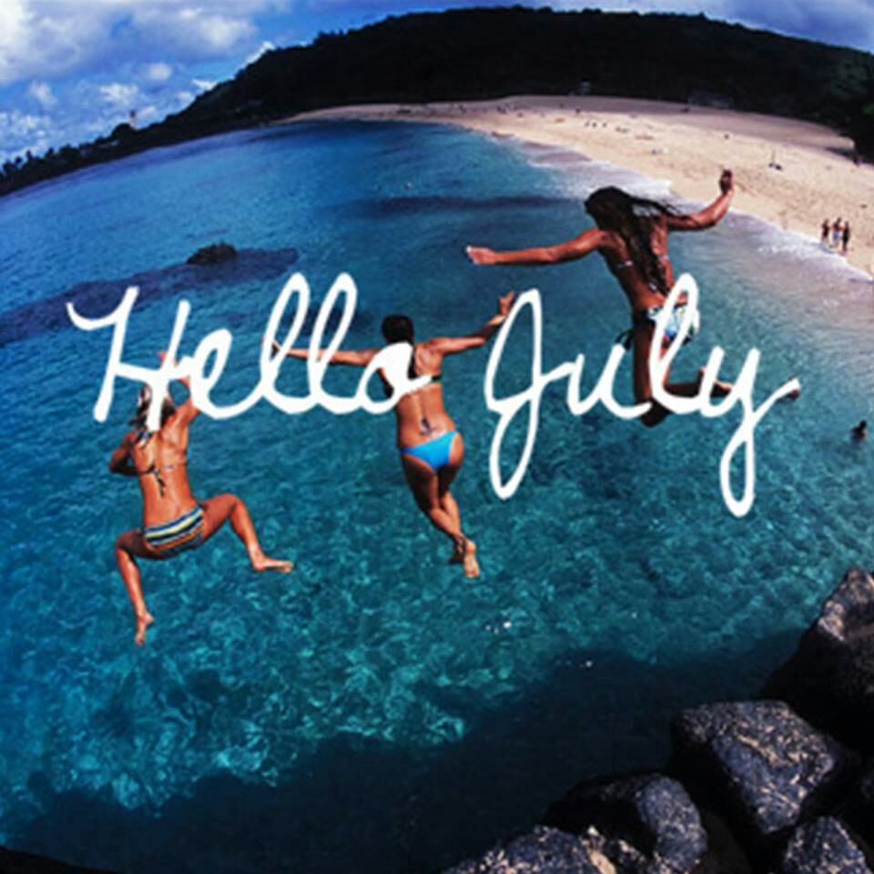 Welcome July Images Wallpaper