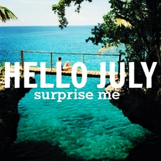 Welcome July Images Wishes