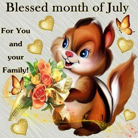 Welcome July Quotes Pinterest