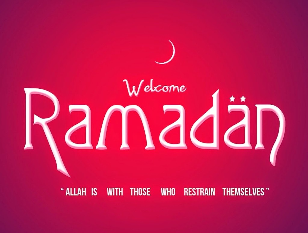 Welcome Ramadan Mubarak Messages