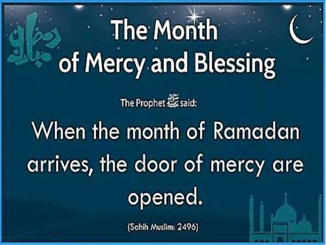 Welcome Ramadan Quotes 2018