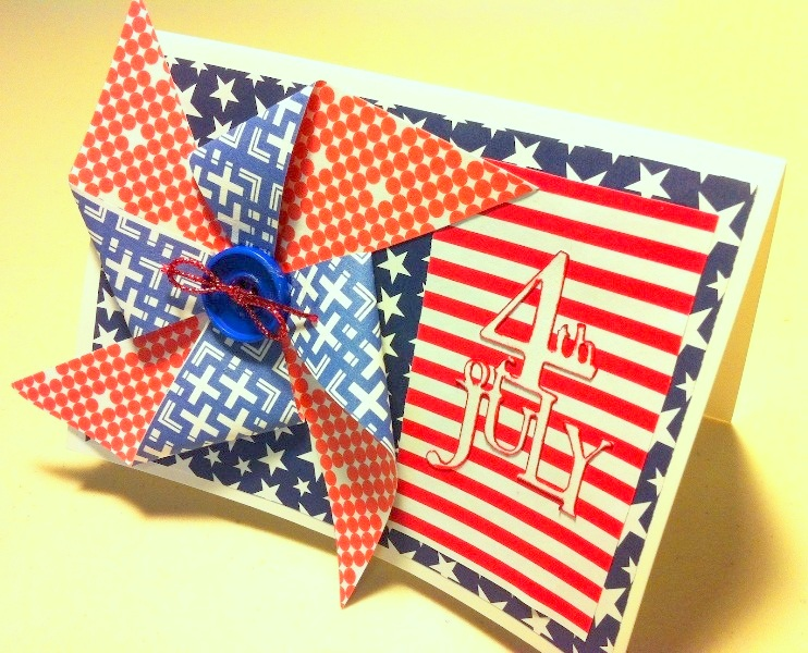 4th of July Cards To Make