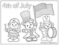 image about 4th of July Coloring Pages Printable called 4th of July Coloring Webpages Printable Absolutely free Obtain for Grown ups