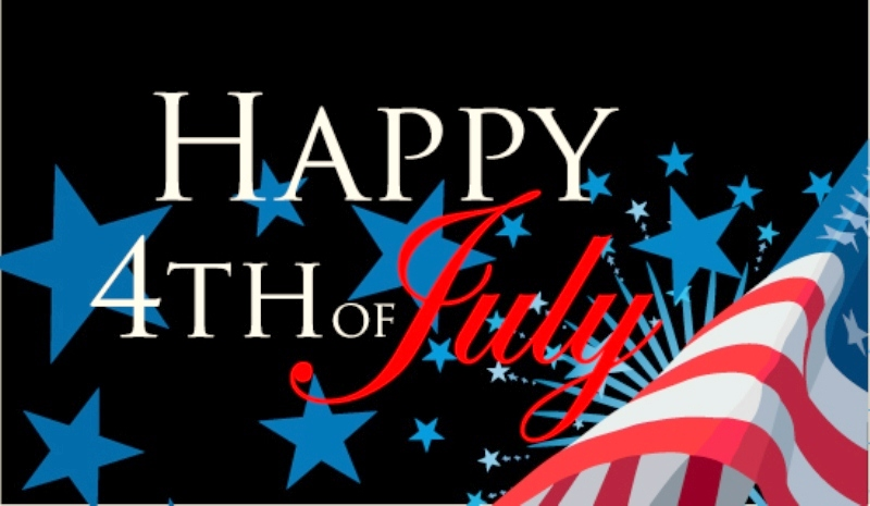 4th of July Greeting Pics