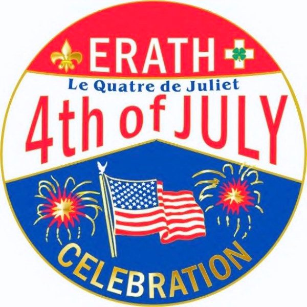 4th of July Logo Pictures