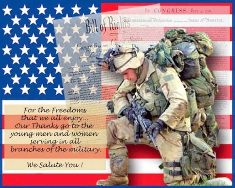 4th of July Quotes For Army Soldiers