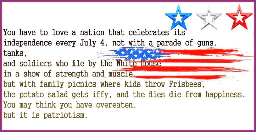 4th of July Quotes For WhatsApp