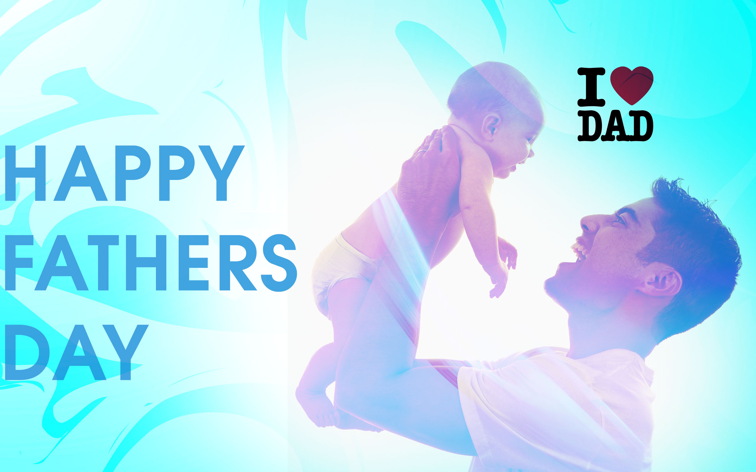 Beautiful Happy Fathers Day Wallpapers
