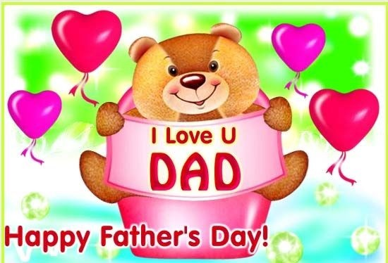 Cute Happy Fathers Day Photos