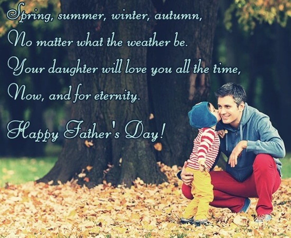 Fathers Day Images Quotes From Daughter