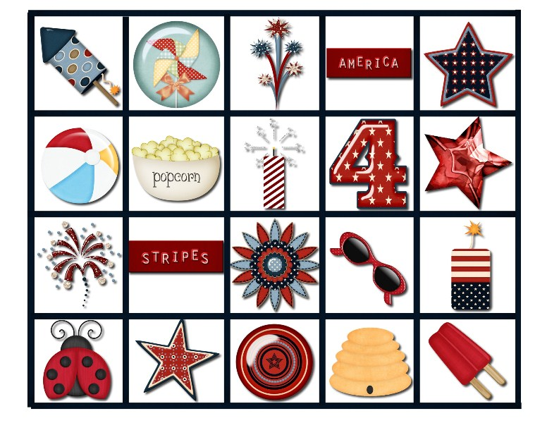 Fourth of July Cards For Friends