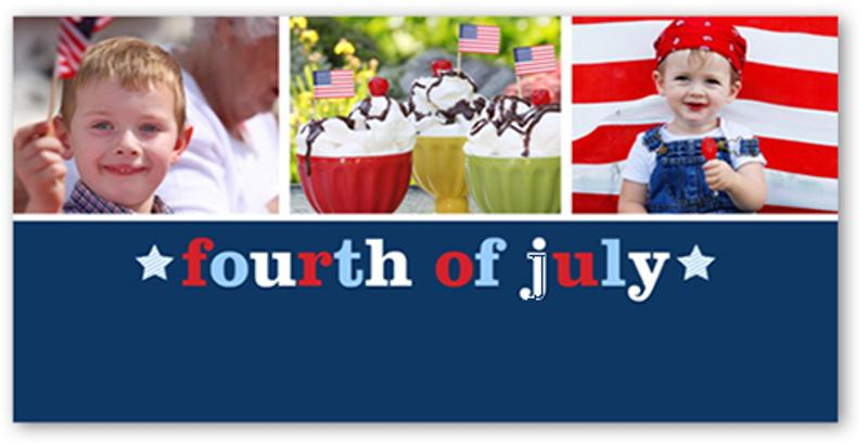 Fourth of July Cards For Kids