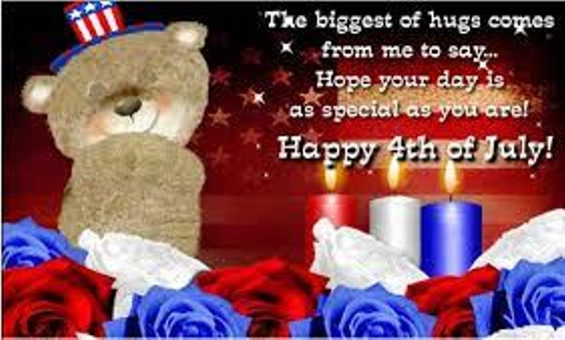 Fourth of July Greetings Messages