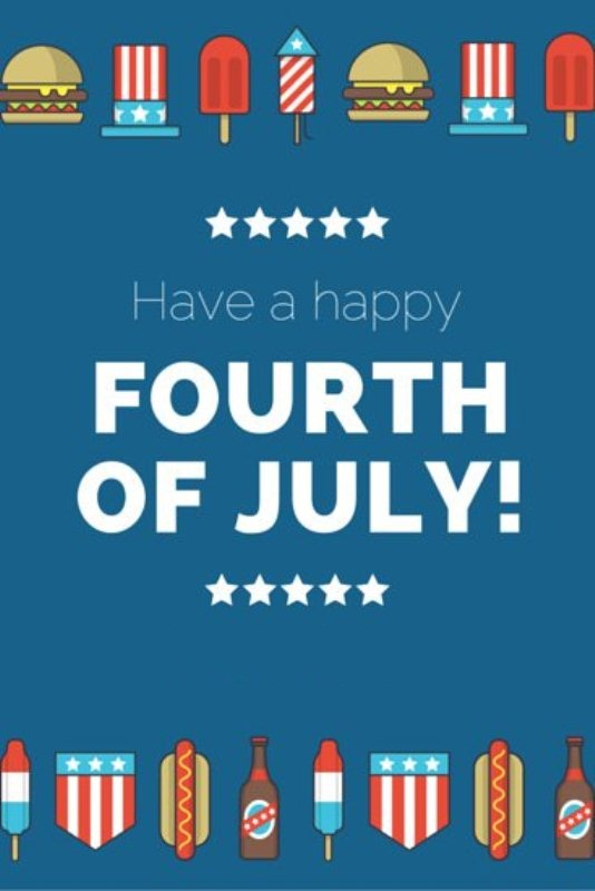 Fourth of July Profile Photos For Facebook and WhatsApp