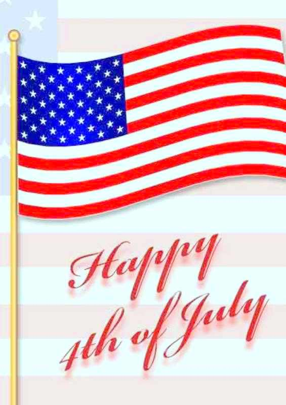 Free 4th of July Cards