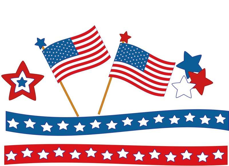 Free 4th of july Clipart Images