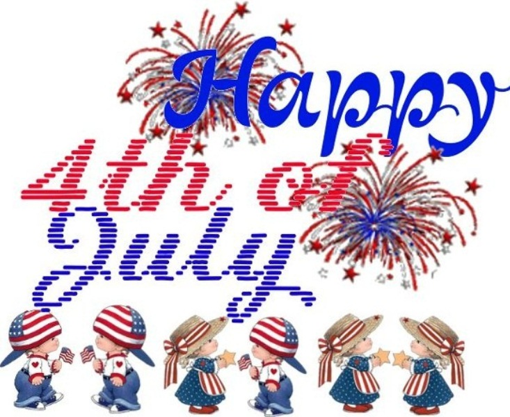 Funny Fourth of July Greetings