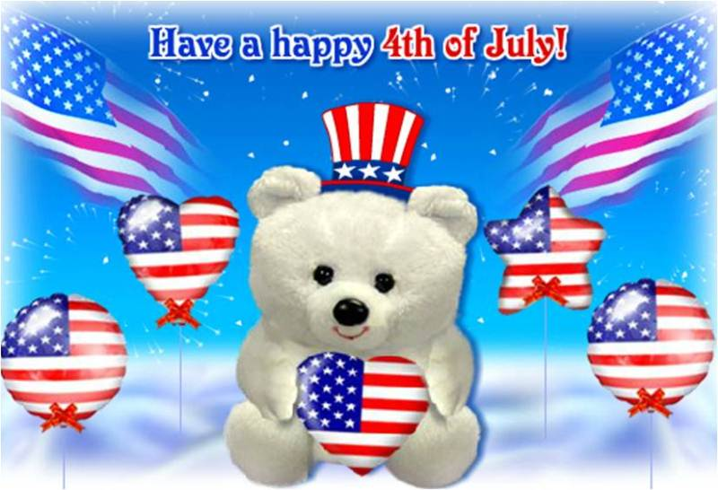 Funny Happy Fourth of July Cards