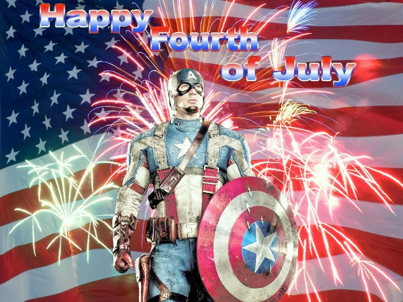 Happy 4th of July Animated Pics