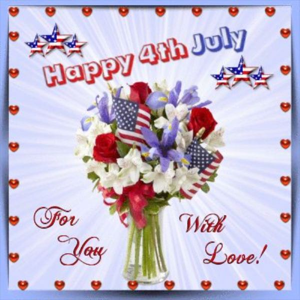 Happy 4th of July Messages For Friends