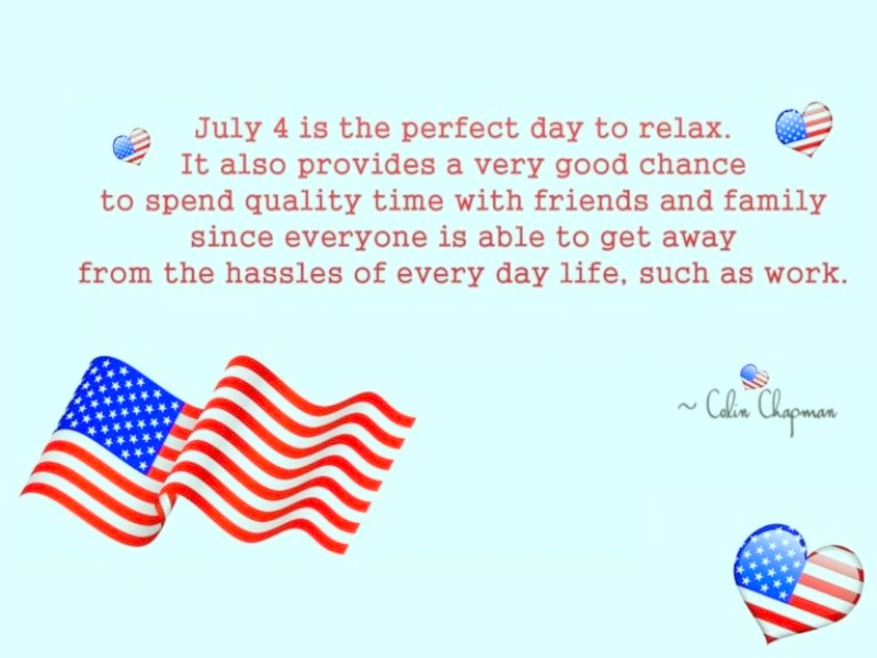 Happy 4th of July Sms Messages