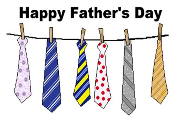 Happy Fathers Day Animated Clipart