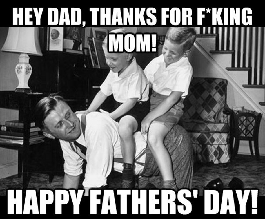 Happy Fathers Day Memes Images