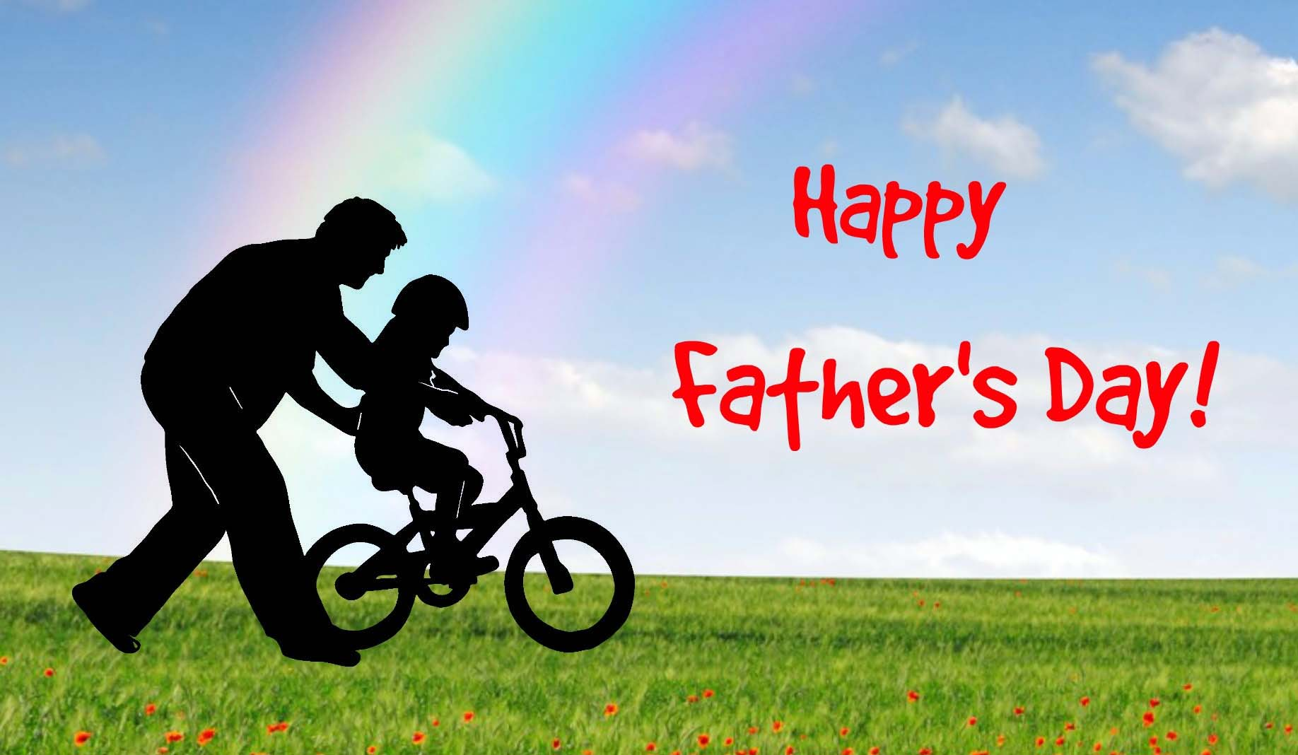 Hd Happy Fathers Day Wallpapers