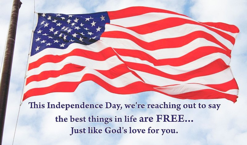 Independent Quotes 4th of July