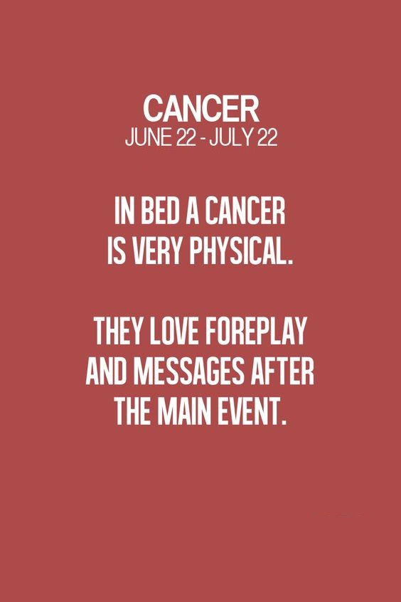 July Birth Sign Cancer Zodiac