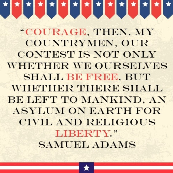 Special Quotes 4th of July