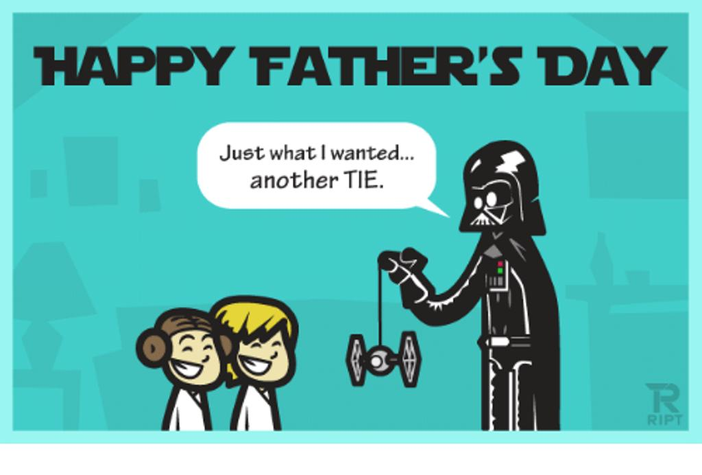 Star Wars Happy Fathers Day Memes