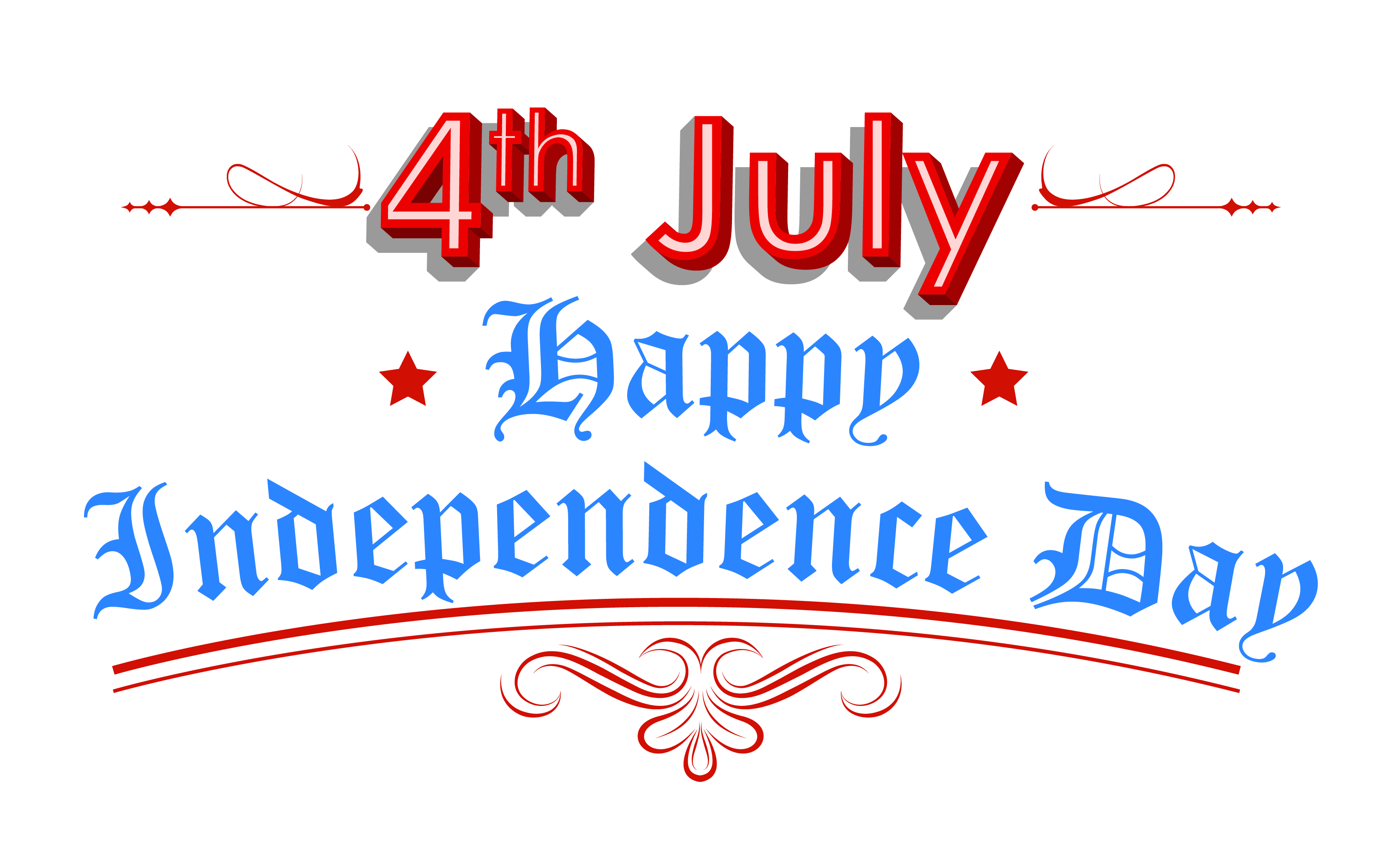 4th July Happy Independence day Images