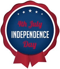4th July Independence day USA Greeting