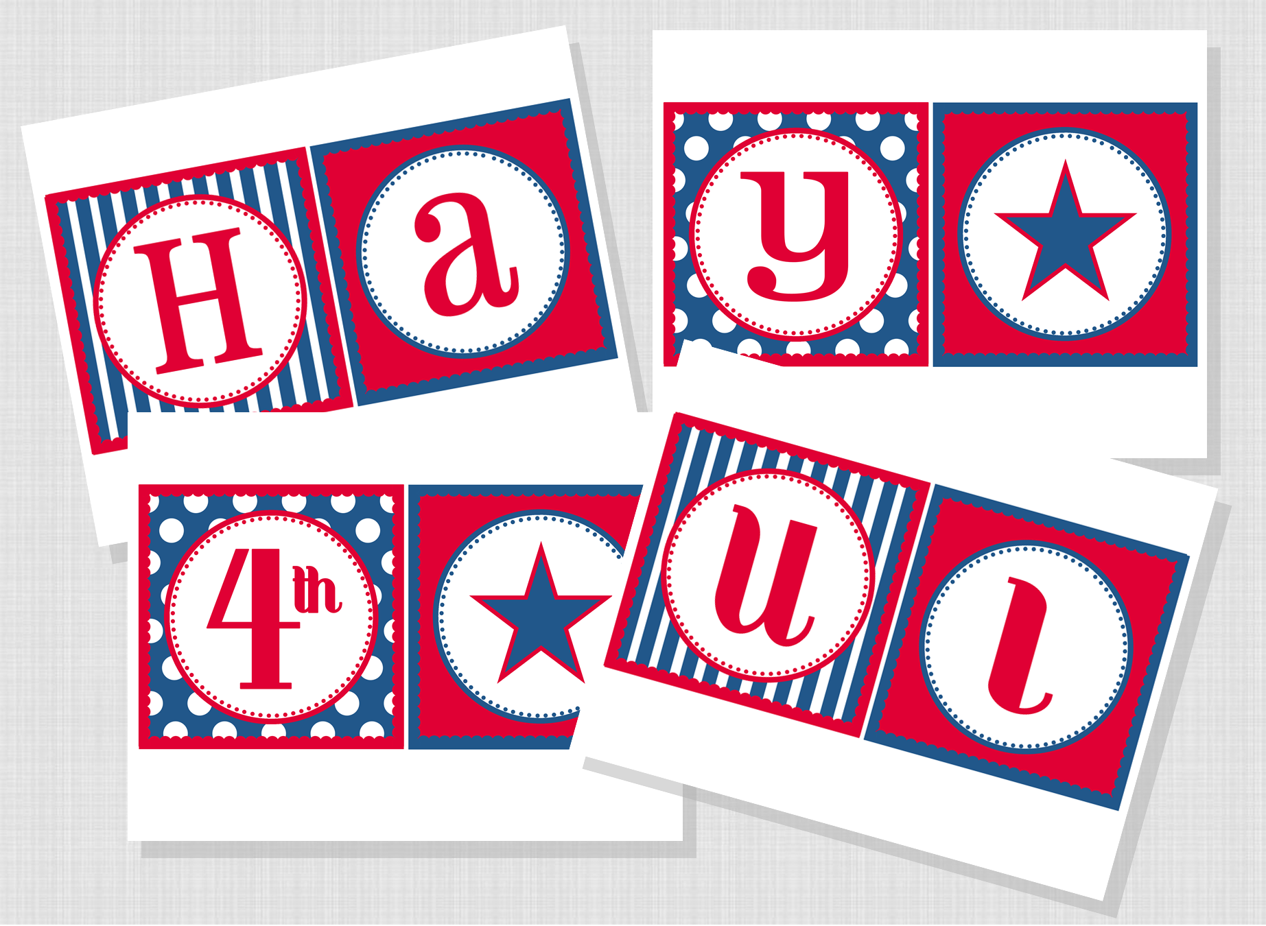 4th Of July Banner HD Images