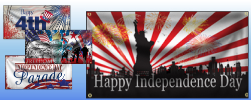 4th Of July Banner Image Free