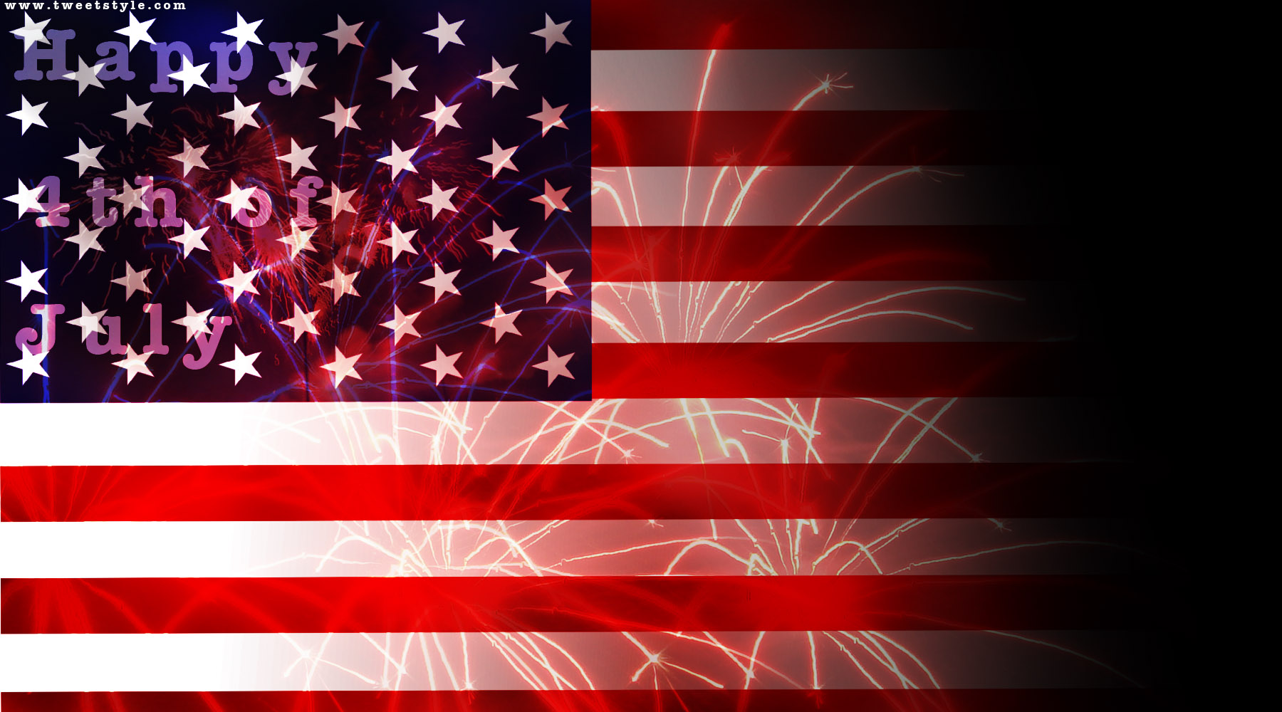 4th Of July Flag Pic