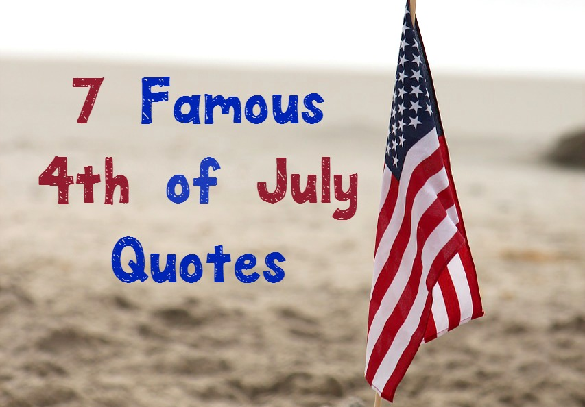 4th Of July Sayings Idea